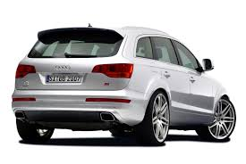 Audi Q7 Modified - audi q7 4 2 fsi quattro technical details history photos on