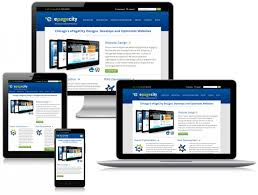 s website responsive web design epagecity inc