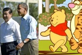 winnie pooh banned china resembling president xi