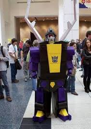 Transformer Halloween Costume Transforms Constructicons