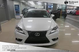 lexus car 2014 2014 lexus is 250 awd luxe navigation 32 995 québec