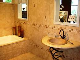 Orange Modern Rug by Green Brickbond Ceramic Backsplash For Small Shower Room Round