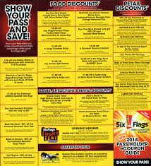 Six Flag Fright Fest Tickets Six Flags Season Pass Coupons Bring A Friends The Park Today