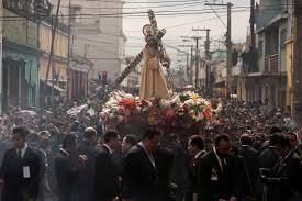 holy week celebrations around the world the eye