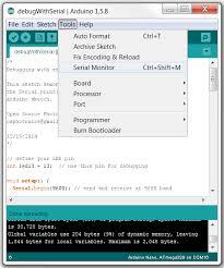 how to debug your arduino program open source photonics