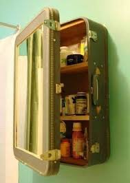 Bathroom Medicine Cabinet 50 Creative Ways To Repurpose Reuse And Upcycle Old Things