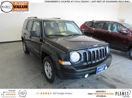 2010 jeep patriot gas mileage used jeep patriot for sale in denver co edmunds