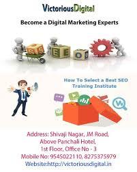 online seo class 50 best digital marketing pune images on