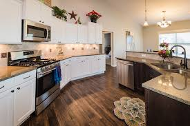 Lexar Homes Model 2057 Kitchen A Great Shot Of Our New Model