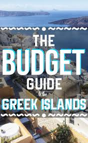 rhodes travel guide book how to visit the greek islands on a budget 2017 edition