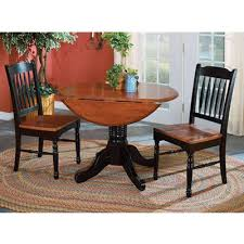 espresso dining table with leaf dining tables at ken s furniture
