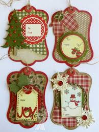best 25 handmade gift tags ideas on pinterest christmas tags