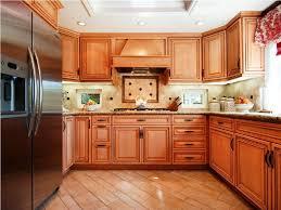 Wooden Kitchen Countertops Witching U Shape Modern Kitchen Brown Wooden Kitchen Cabinets