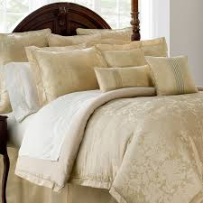 Gold Bed Set Gold Comforter Bedding From Marquis By Waterford