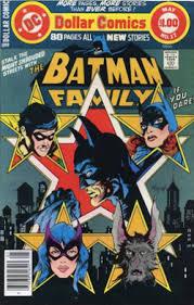 batman of the family batman family