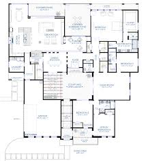 large single story house plans baby nursery one story house plans with courtyard courtyard