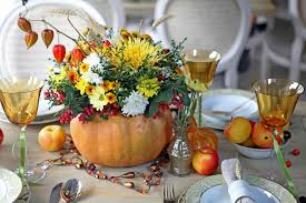 how to set a casual thanksgiving dinner table thanksgiving com