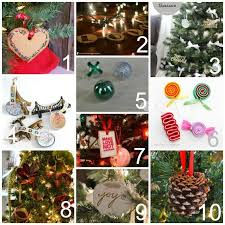 felt candy ornaments 35 ways to trim the tree happiness is