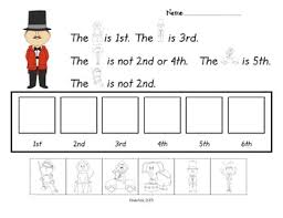 advanced logic problems for 1st and 2nd grades circus edition