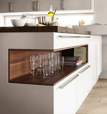 Kitchen Island Modern Modern Kitchen Cabinets With Goldreif By Poggenpohl Modern