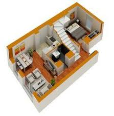 Small Floor Plans Tiny House Floor Plans Brookside 3d Floor Plan 1 By Dave5264 On