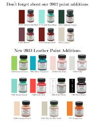 frankford leather company angelus acrylic leather paint