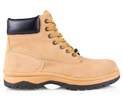dunlop men u0027s mallet suede lace safety work boot sand great