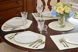 Placemats For Round Table Placemats For Round Tables Lovetoknow