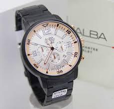 Jam Tangan Alba Emas 7 jam tangan keren dari alba prelo tips review