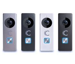 clarevision 2 mp wifi doorbell camera