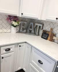 white subway tile kitchen backsplash kitchen remodel modern farmhouse farmhouse style farmhouse