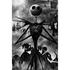 nightmare before unity poster poster print walmart