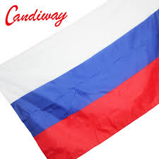 Russian Flag Colors Russia Flags Hanging Big Russian National Flag For Festival The