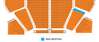 fox theater floor plan palace theare seating chart