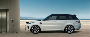 range rover sport blue land rover launching plug in hybrid range rover sport in 2018
