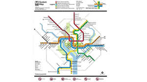 Dc Metro Map Silver Line by Metro Releases New Map Featuring Silver Line Nbc4 Washington