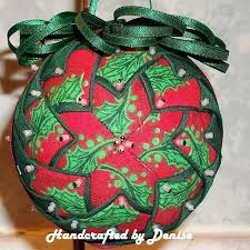 92 best fabric ornaments images on pinterest quilted christmas