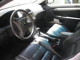 Honda Accord 2003 Interior 2003 2 Door Black Honda Accord Lx Accordlx2003 For Sale