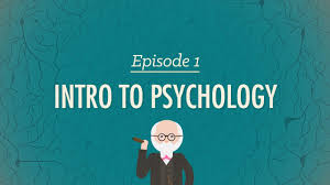 intro to psychology crash course psychology 1 youtube