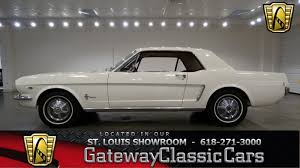 ford mustang 1964 1964 ford mustang gateway cars 5112