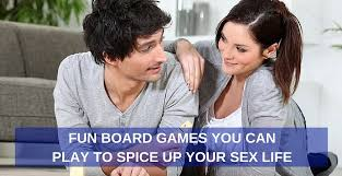 Intimate Bedroom Games Board Games You Can Play To Spice Up Your Life
