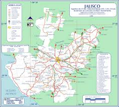 Map De Mexico by Slideshow For Jalisco Mexico Maps