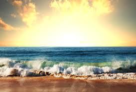 Photography Background Aliexpress Com Buy Huayi Art Fabric Beautiful Beach Scenery