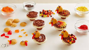 gobble gobble turkey cookies recipe pillsbury