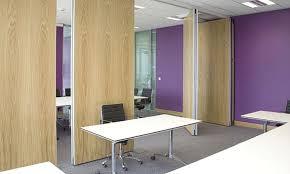 separation bureau amovible cloison bureau cloison amovible en bois vitrée de bureau flush