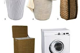 10 hampers to air your dirty laundry apartment therapy