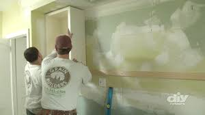 Do You Paint Ceiling Or Walls First by How To Install Wall And Base Kitchen Cabinets How Tos Diy