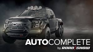Ford Raptor Monster Truck - autocomplete hennessey performance will build the ford raptor 6x6