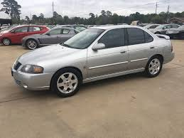 nissan maxima used houston 2004 used nissan sentra at car guys serving houston tx iid 16188014