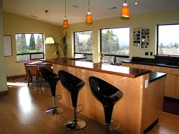 Small Breakfast Bar Table Kitchens Simple Kitchen With Small Breakfast Bar Table And White